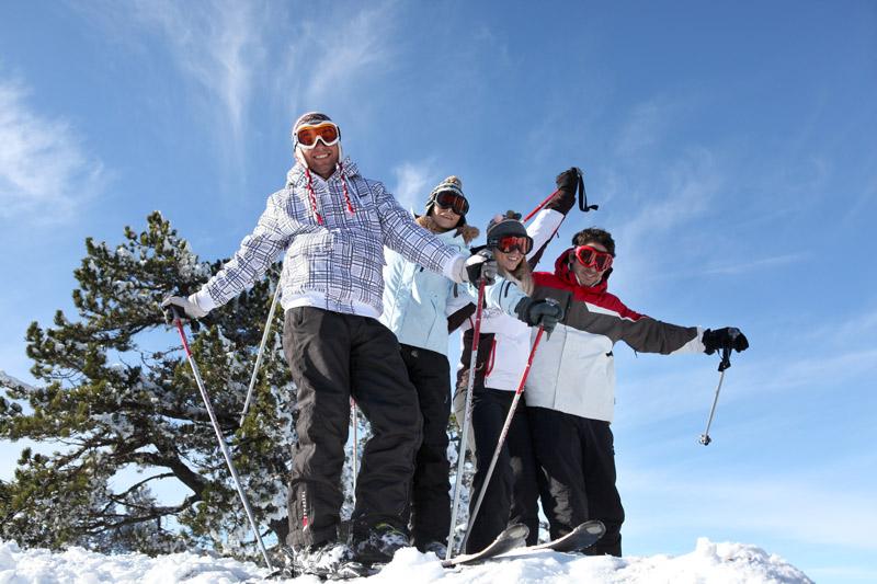 skier-montagne