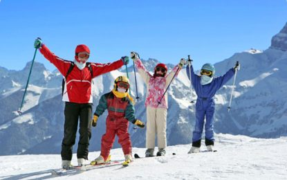 Geat family holidays in the French Alps