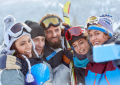 How to plan ski holidays with friends?