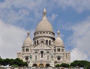 The Basilique Sacré Coeur